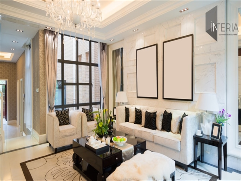 Top 10 Ideas For Luxury Interior Designing At Home